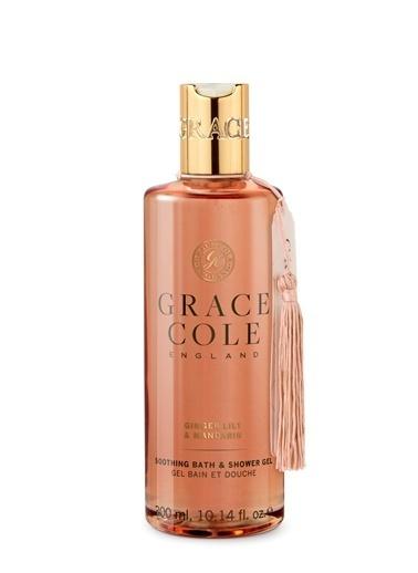 Grace Cole Grace Cole Ginger Lily & Mandarin Duş Jeli 300 Ml Renksiz